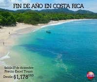 Fin de Año en Costa Rica