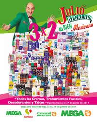 Julio Regalado es bien mexicano