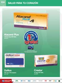 Farmacias Benavides Agosto - Web