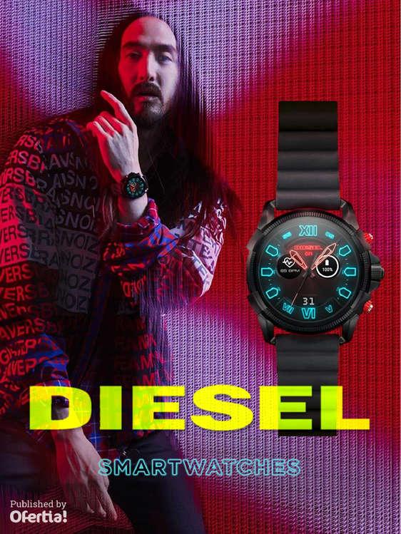 Ofertas de Diesel, Smartwatches