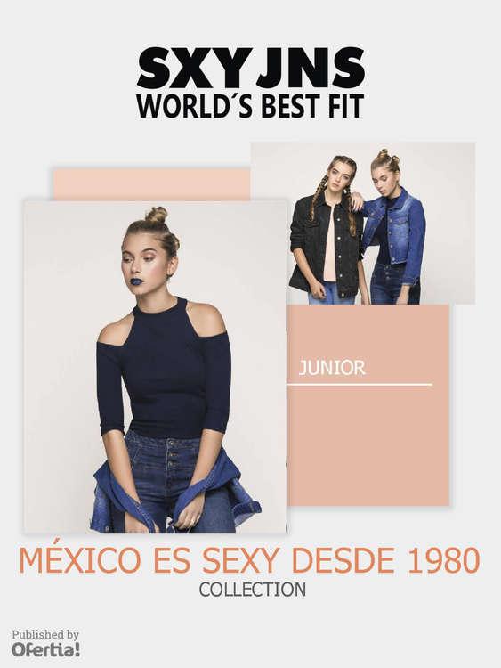 Ofertas de Sxy Jns, México es sexy