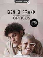 Ofertas de Ben & Frank, Ópticos