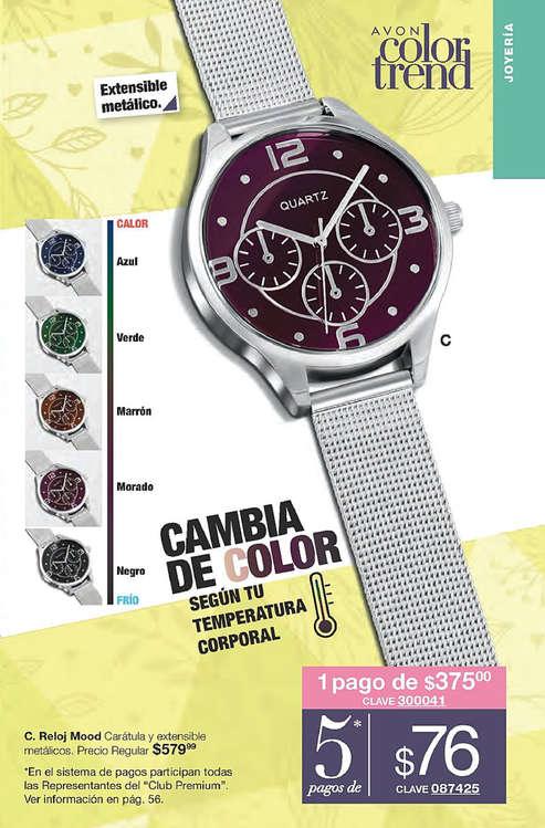 21750344de4a Relojes de lujo en Santiago de Querétaro - Catálogos