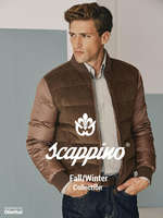 Ofertas de Scappino, FW2017 Men