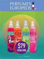 Ofertas de Perfumes Europeos, Body Lotions