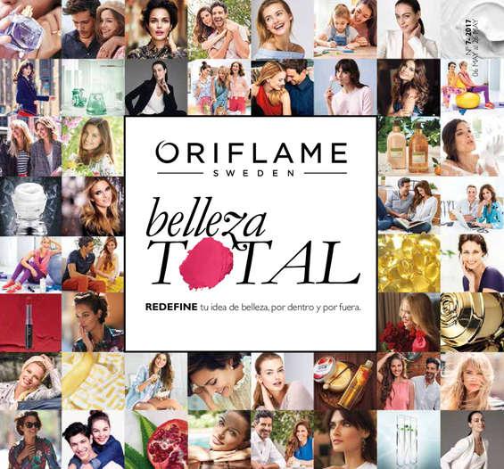 Ofertas de Oriflame, Belleza total