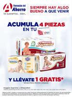 Ofertas de Farmacias del Ahorro, Acumula 4 piezas en tu monedero del ahorro