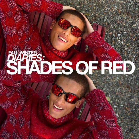 Ofertas de Sunglass Hut, Shades of Red