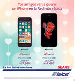 Ofertas de Telcel, Tus amigos van a querer un iPhone