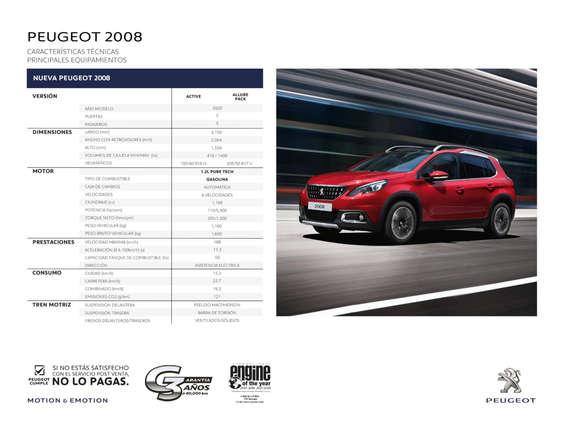 Ofertas de Peugeot, peugeot 2008