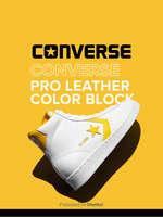 Ofertas de Converse, Converse pro leather