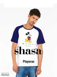 Shasa Playeras