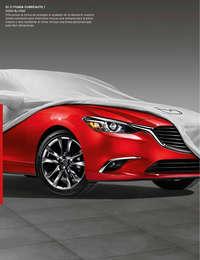 Accesorios Mazda 6