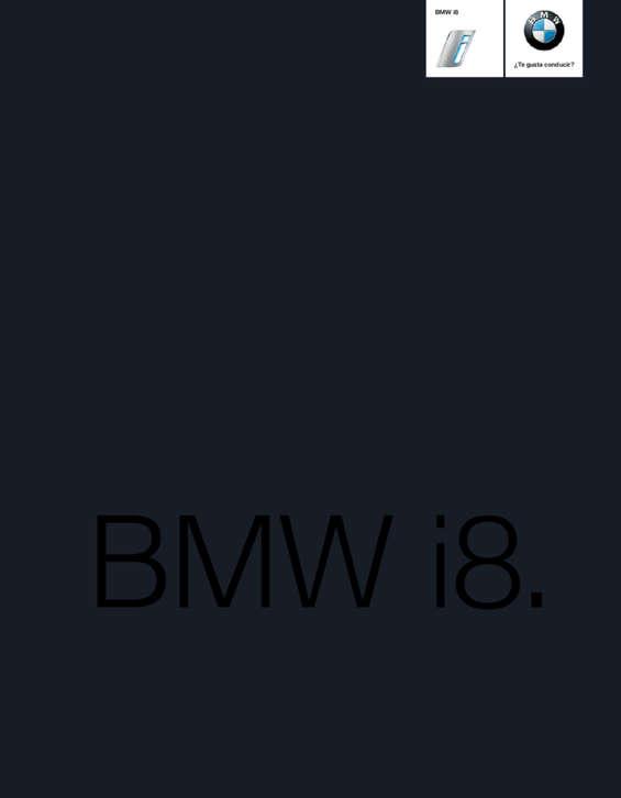 Ofertas de BMW, BMW i8