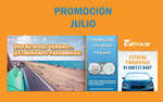 Ofertas de Vitrocar, Promoción julio