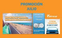 Promoción julio