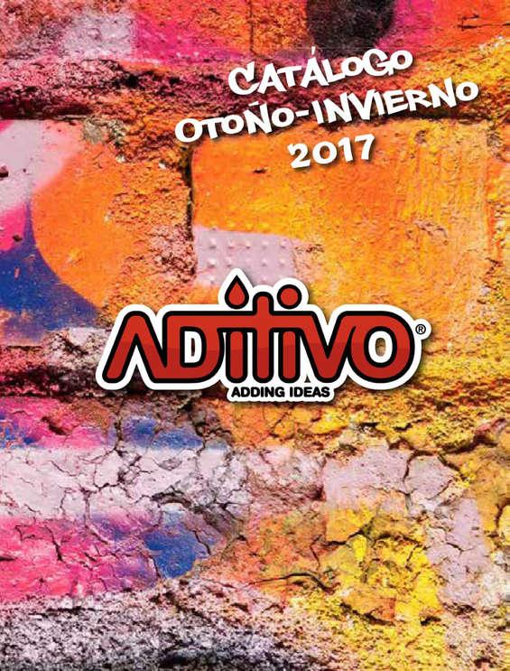 Ofertas de Aditivo, Mujer Otoño-Invierno 2017