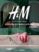 Ofertas de H&M, ESENCIALES PARA LA PLAYA