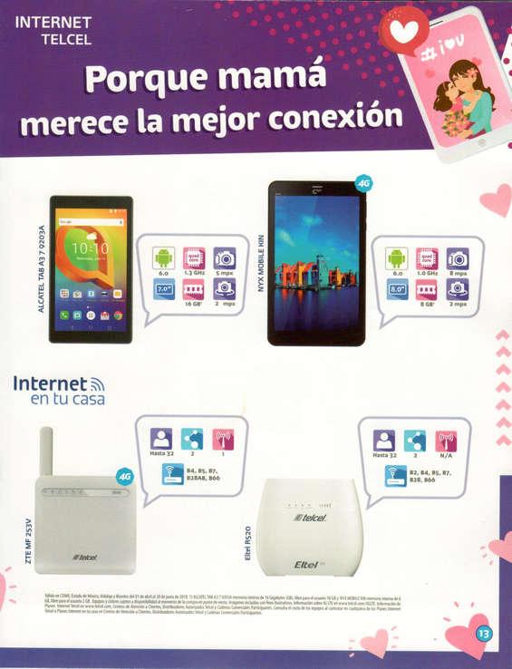 Ofertas de Telcel, Telcel Contigo