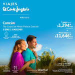 Ofertas de Viajes El Corte Inglés, Cancún The Grand at Moon Palace