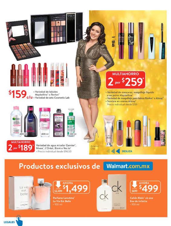 Ofertas de Walmart, Pasarela de la belleza