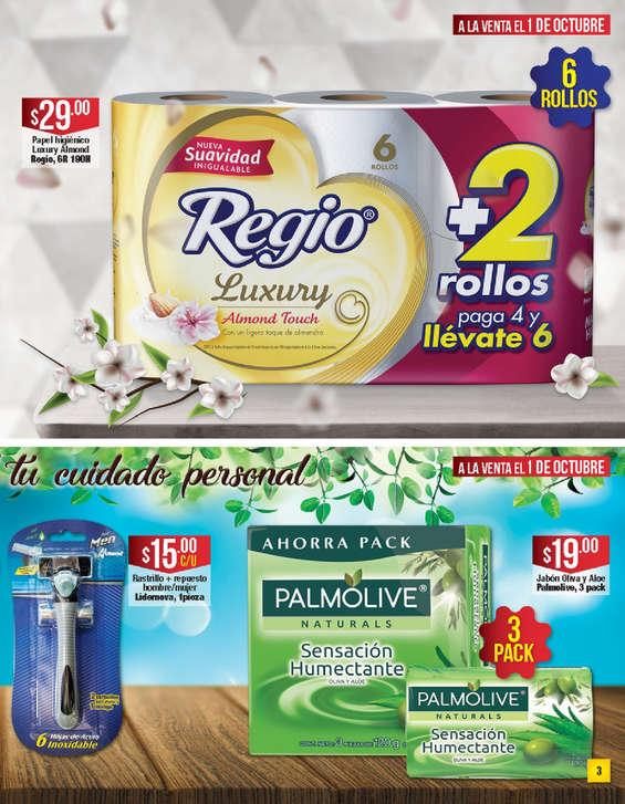 Ofertas de Tiendas Tres B, Promociones quincenales